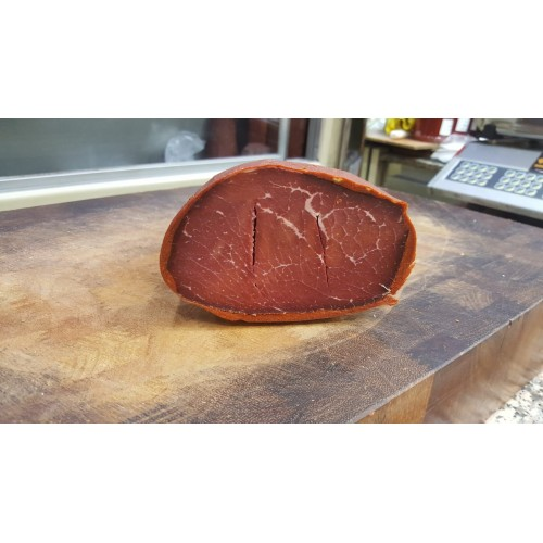 Özel Yağsız Yumşak Pastırma 1 kg